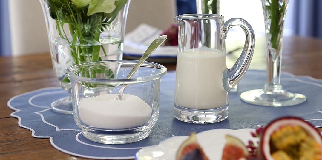 Cream Jugs & Sugar Bowls