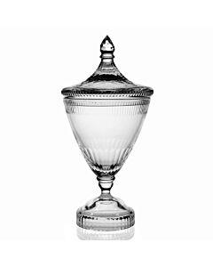 """Allegra Covered Vase 14"""" / 36cm"""