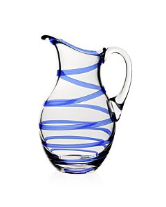 Bella Blue Pitcher