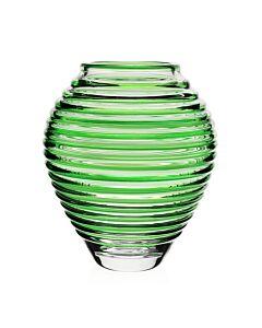 "Circe Vase Green 11"" / 28cm"