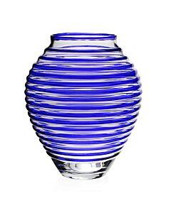 "Circe Vase Blue 16"" / 40.5cm"