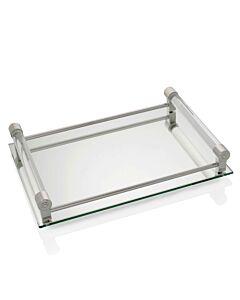 Coco Mirrored Bar Tray