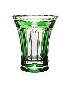 "Emerald Flower Vase 6"" / 15cm"