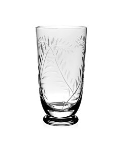 Jasmine Footed Highball Tumbler