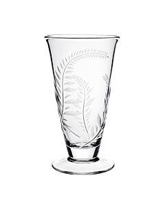 """Jasmine Footed Vase 9"""" / 23cm"""