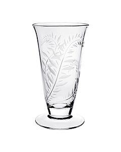 """Jasmine Footed Vase 11"""" / 28cm"""