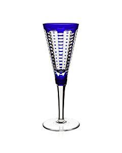 Lulu Sapphire Champagne Flute
