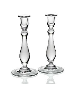 "Meryl Pair of Candlesticks 10"" / 25cm"