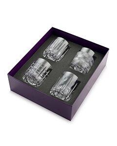 Skye Box of 4 Whisky Tumblers