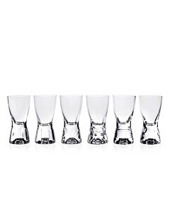 Tallulah Set of 6 Shot Glasses