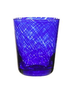 Vanessa Tumbler Old Fashioned Sicilian Blue