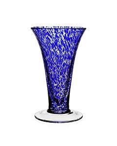 """Vanessa Vase Sicilian Blue  9"""" / 23cm"""