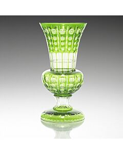 "Xenia Vase Light Green 25"" / 62.5cm - Limited Edition"